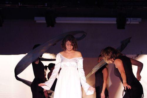 Défilé robe