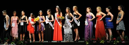 Election de miss internet bretagne