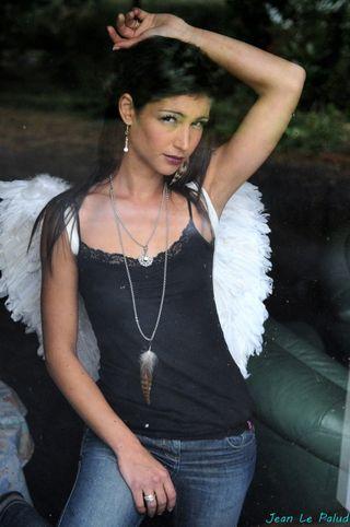 Sautoir ange ou démon