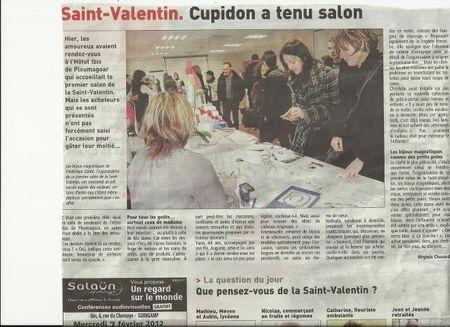 Presse st Valentin