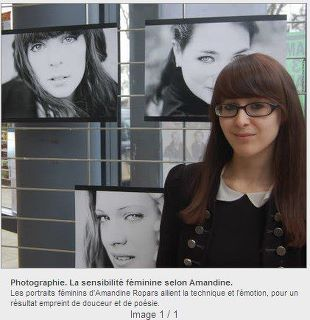 Exposition D'amandine ropars